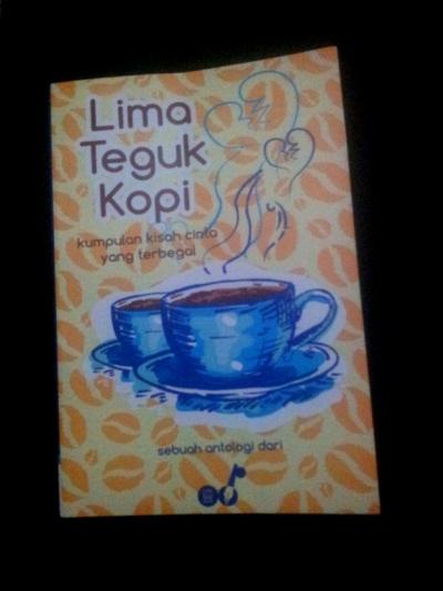 lima teguk kopi - antologi owop