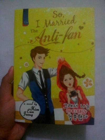 so i married the anti-fan by kim eun jeong