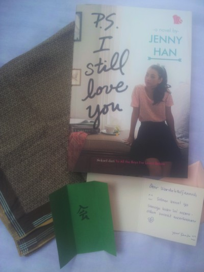 PS I Still Love You - Jenny Han