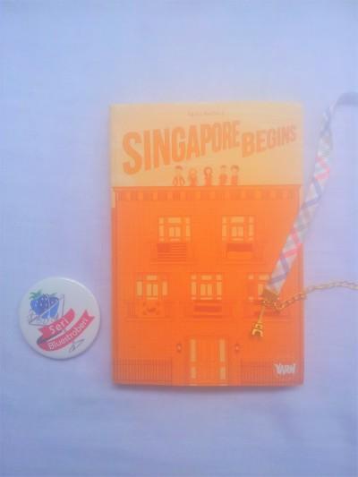 Singapore Begin - Agata Barbara