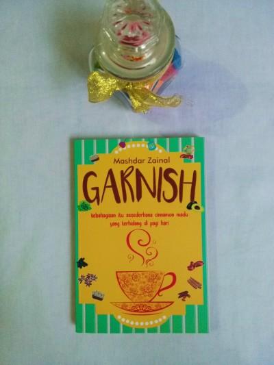 Garnish - Mashdar Zainal