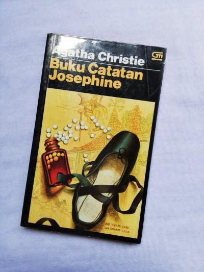Buku Catatan Josephine - Agatha Christie