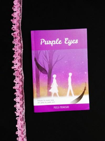 Purple Eyes - Prisca Primasari
