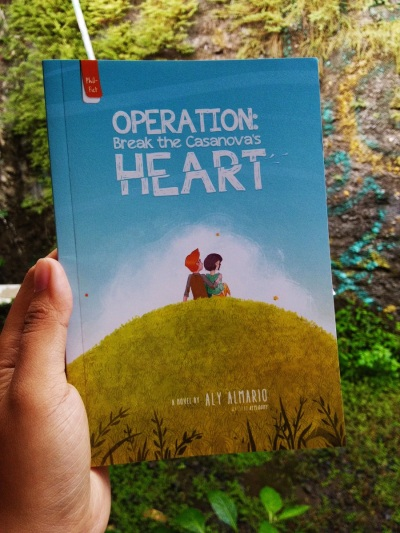 Operation Break Cassanova's Heart - Aly Almario
