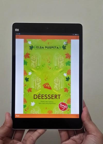 Deessert - Elsa Puspita